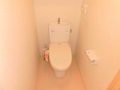 【トイレ】サンレジデンス15