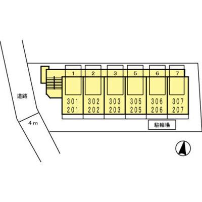 【区画図】インペリアル宮前