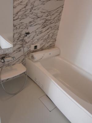 【浴室】ヴィーブルS武蔵新城