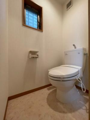 【トイレ】ルミネ城ヶ山