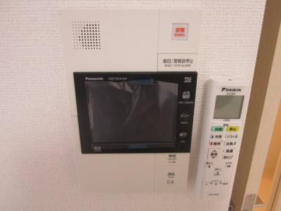 【セキュリティ】ラシーヌ宿院