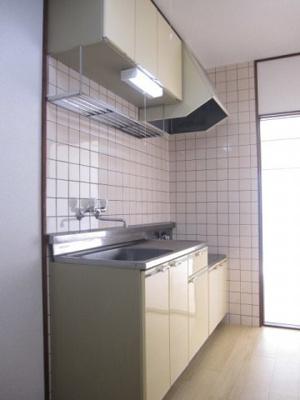 【キッチン】シティハイツダジュール