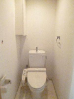 【トイレ】ルピナス新御徒町