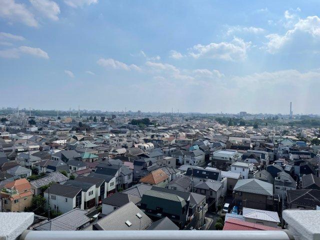眺望良好!富士山や花火大会も見れます!