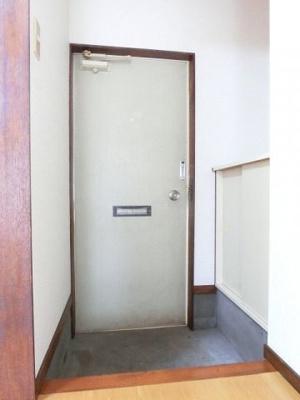 【玄関】シティハイツジュン
