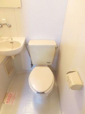 【トイレ】シティハイツジュン
