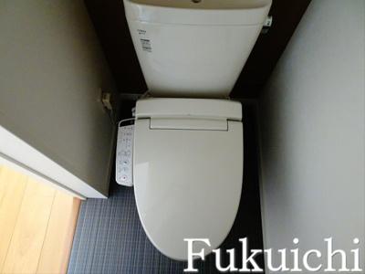 【トイレ】CIFA祐天寺