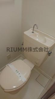 【トイレ】フラッツエム