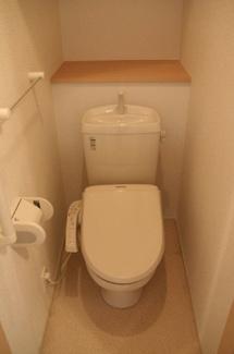 【トイレ】グランドホープ弐番館