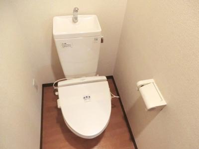 【トイレ】ドミール浦和