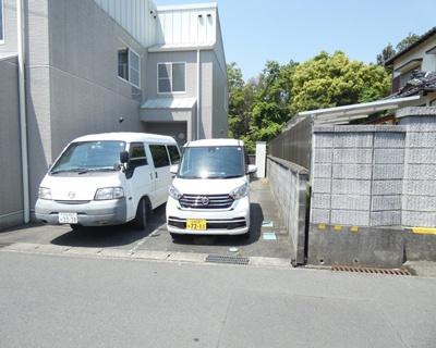 【駐車場】元天神ハウス