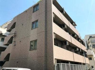 JR京浜東北線「大森」駅より徒歩3分のマンションです。