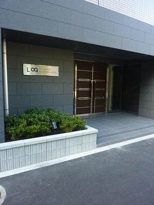 【エントランス】ログ東日本橋