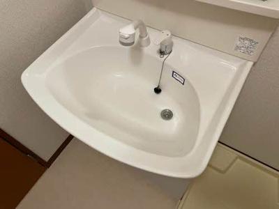 【洗面所】レスポワール