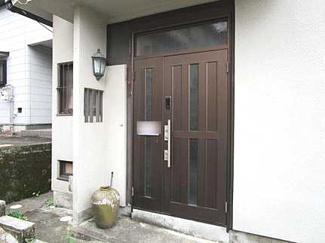 【キッチン】東区牛田南1丁目・民泊ゲストハウス