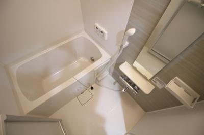 【浴室】スキポール駅元町