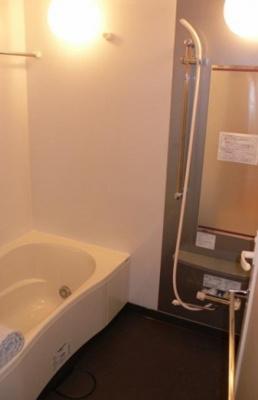 【浴室】エビスファーストプレイス