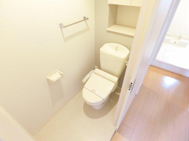 【トイレ】グランベリエ