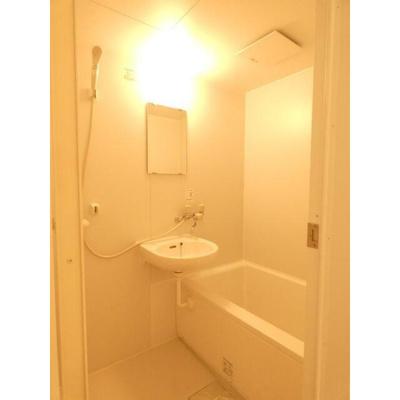 【浴室】シティハイムビル