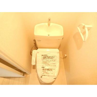 【トイレ】シティハイムビル