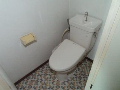 【トイレ】フレンド南荻