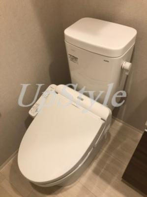 【トイレ】アーバネックス蔵前