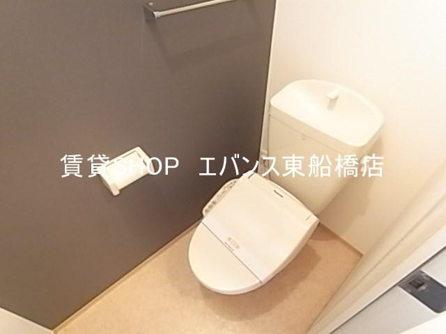 【トイレ】ウエストコート