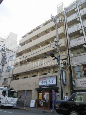 【外観】ライオンズマンション浅草駅前