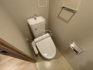 ロジュマンタワー梅田 トイレ