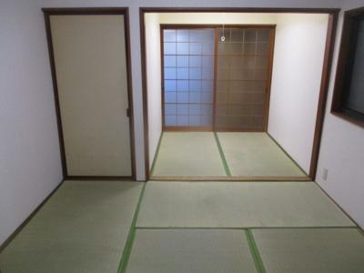 【和室】橘2丁目貸家