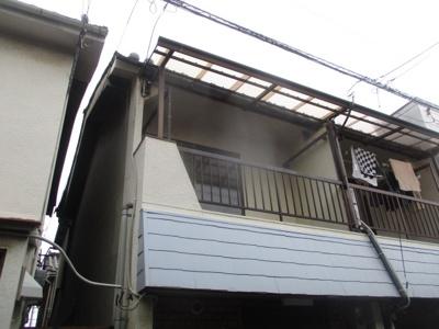 【外観】橘2丁目貸家