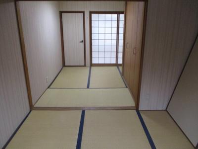 【内装】橘2丁目貸家