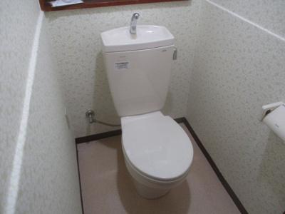 【トイレ】橘2丁目貸家