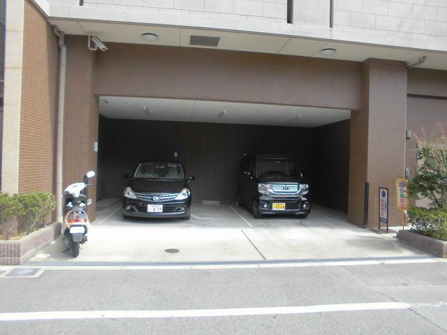 【駐車場】エステムコート難波WEST-SIDE大阪ドーム前
