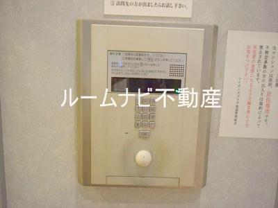 【セキュリティ】ライオンズプラザ池袋