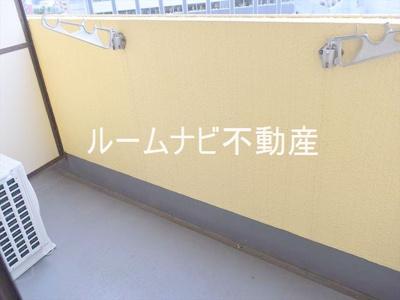 【バルコニー】ライオンズプラザ池袋