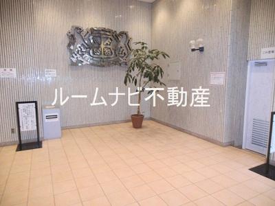 【ロビー】ライオンズプラザ池袋