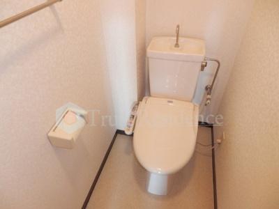【トイレ】ヴェラハイツ本所吾妻橋
