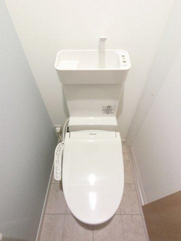 【トイレ】ルミエール B棟