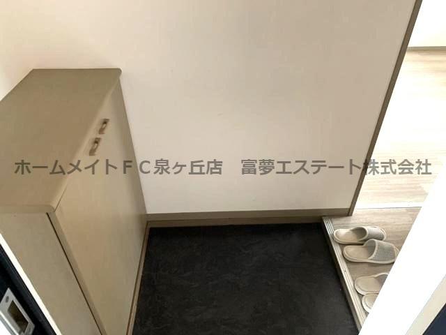 【玄関】YF深阪
