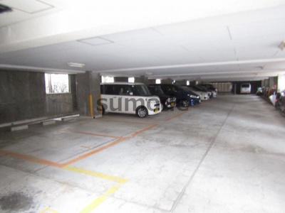 【駐車場】ロイヤル千里丘