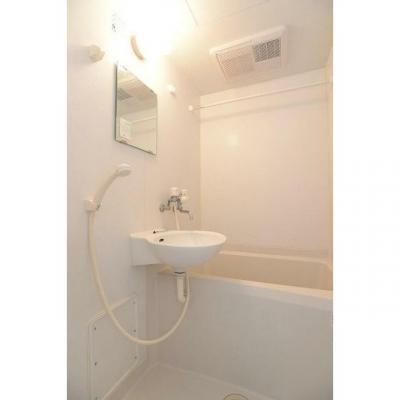 【浴室】パラッツオ・モデルノ