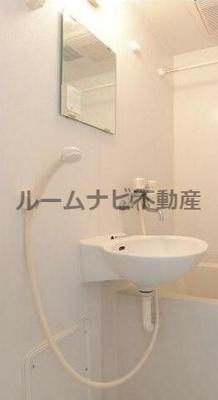 【洗面所】パラッツオ・モデルノ