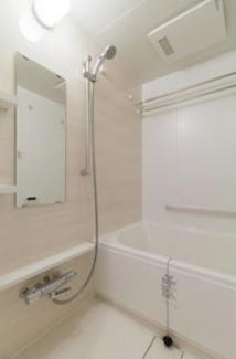 【浴室】プレノ清澄庭園