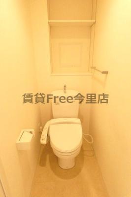 【トイレ】リバティバランス 仲介手数料無料
