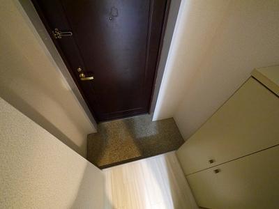 【玄関】ウィンライフあやめ池