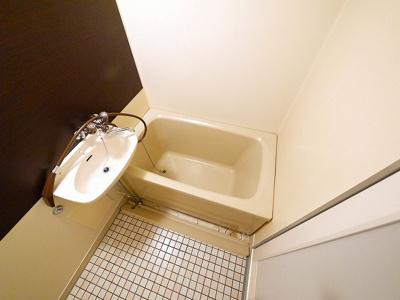 【浴室】ウィンライフあやめ池