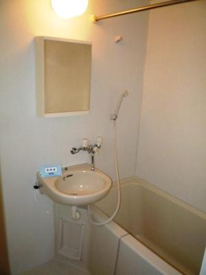 【浴室】ウイングヴィレッジ目黒