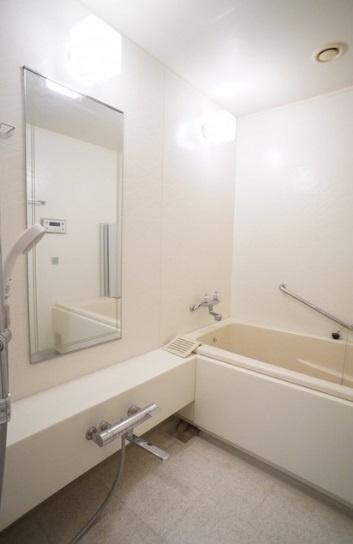 【浴室】恵比寿ガーデンテラス壱番館