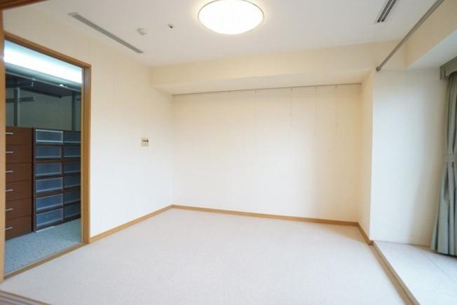 【寝室】恵比寿ガーデンテラス壱番館